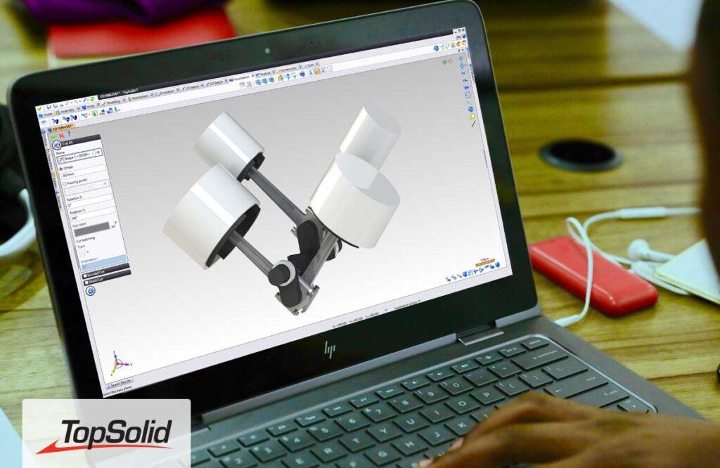 Curso de modelação CAD 3D